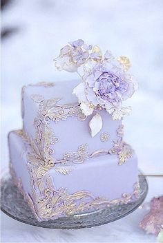 Exquisite Mini Wedding Cakes For Your Wedding ❤ See more: http://www.weddingforward.com/mini-wedding-cakes/ #weddings #weddingcakes