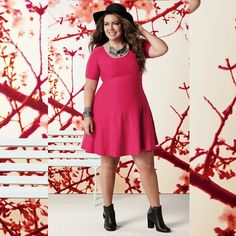""""""" Marisa lança Moda Exclusiva Plus Size"""" -  Hoje trouxe mais um post especial para as lindonas #plussize, é sobre a maravilhosa coleção exclusiva para vocês da@voudemarisa  Venham conferir... - www.blogdesaltoebatom.com.br - #ModaPlusSize #ModaParaTodas #BigSize #Inspirações #SeInspirem #DicasdaPaty #Fashionista #blogdesaltoebatom #PlusModel #FluviaLacerda"""