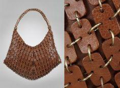 Sunny Rose 'Copper Deluxe Handbag'
