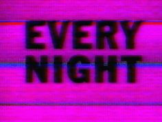Every night is a constant battle to try and sleep. Aesthetic Gif, Purple Aesthetic, Aesthetic Videos, Retro Aesthetic, Vaporwave, Beste Gif, Overlays, Glitch Art, Mood