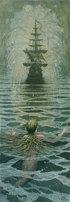 Sirenum Scopuli.