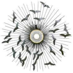 Moe's Home Collection Flying Birds Wall Art Clear By ($482) ❤ liked on Polyvore featuring home, home decor, wall art, mirrors, moe's home collection, bird wall art, home wall decor and bird home decor