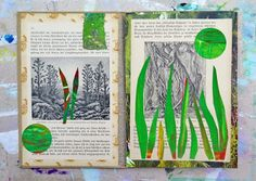 mano kellner, sketchbook urwald