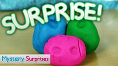 I open up some Kinder Play Doh Surprise eggs, these are Kinder Surprise chocolate eggs which have been opened, eaten and then wrapped in Play Doh. Lets see what cool surprise toys we get inside.#playdoh #kinder #kindersurprise #surpriseeggs #surprises #kindersurprises
