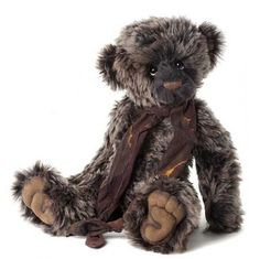 Isabelle Collection Watson teddy bear