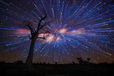 Photographer Lincoln Harrison continues to amaze us with his extensive collection of surreal Startrails.