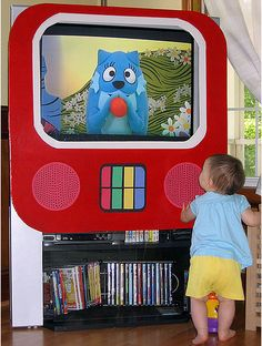 super music friends show frame around tv or use for photo booth
