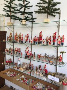50 years of Antique Christmas from the collection of Ron Morgan This vast collection includes thousands of ornaments circa 1870's t...