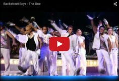 Watch: Backstreet Boys - The One See lyrics here: http://backstreetboyslyric.blogspot.com/2010/11/one-lyrics-backstreet-boys.html #lyricsdome