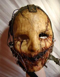 creepy mask - Buscar con Google