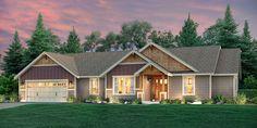 The Oswego | Custom Home Floor Plan | Adair Homes
