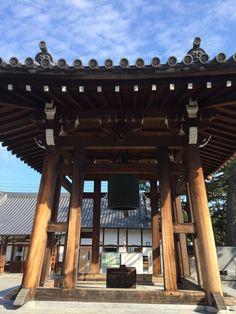 Temple bell of Zentsuji Temple