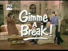 Gimme a Break!