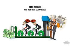 Open source is, without a doubt, the default choice for modern IT solutions. The accelerating rhythm of open source reduces costs and improves technical capabilities compared to IT systems. The post Cartoon of the Week: Open Source: New VCs El Dorado? appeared first on eXo Platform Blog.
