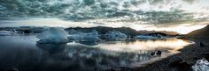 ice lake pano by Shoot At Mine - Sam Strong #xemtvhay