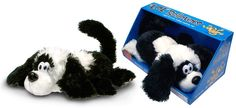 LOL Rollover Dog (Laugh Out Loud) Battery Operated,Colors May Vary