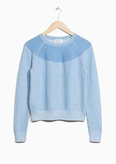 Cotton Rib Knit by & Other Stories