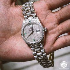 Sheikh Faisal's watch! C/O watch Anish  www.kingdom-london.com