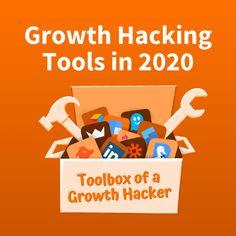 The 30 Best Growth Hacking Tools for 2020 - Ward van Gasteren Marketing Tools, Internet Marketing, Growth Hacking, Sumo, Van, Tech, Social Media, Hacks, Amazing