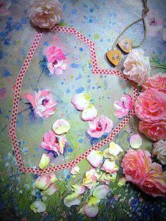 Vintageandart: Valentine's Day...We heart it!!