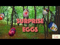 Surprise eggs: Trolls - YouTube