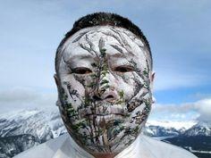 Huang Yan (b1966, Jilin Province; multimedia artist, Taoist, and businessman based in Beijing)