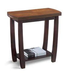 "Wharton Chairside Table $99.00   24"" x 12"" x 24 H      C/M 7307"