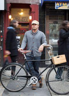 BRONCKS #newyork #nyc #cycling #black #bike