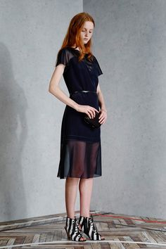 Viktor & Rolf - Look 28 from Collection Pre-collections 2014