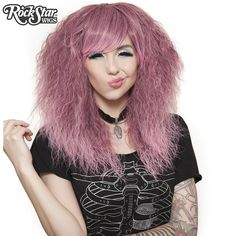 Gothic Lolita Wigs®  Rhapsody Short™ Collection - Rose Fade -00891
