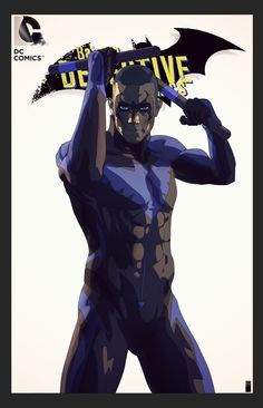 Nightwing by Creator Edgy Ziane