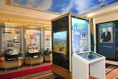 Музей Почетного профессора КарГТУ Н.А.Назарбаева