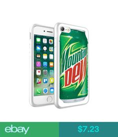 Mountain Dew Drink Can Design Hard Case Skin Cover For Various Phone Models 0015 Soda Brands, Mountain Dew, Can Design, Drinks, Cover, Ebay, Models, Phone, Products