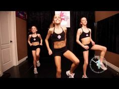 Power Girl Fitness - 20 Minute TOTAL BODY Fitness Workout for Girls. That's right, if a 10 year old girl can do it, so can you. Power Girl Fitness, Flirty Girl Fitness, Body Fitness, Physical Fitness, Dance Fitness, Fitness Tips, 20 Min Workout, Workout Videos, Kids Workout