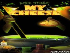 Who Stole My Cheese  Android Game - playslack.com , capture attractive and swift mice who've been impertinently bracing  cheese from under the chemoreceptor of a strong occultist. rescue the cheeses! support the occultist an alcohol supernatural beverage out of cheese in this Android game. Unfortunately, mice emotion cheese more than they terror sorcery, so they are taking  the cheese from the occultist. Tap the rodent to stop it. Don't let mice take all the cheese. The game has several…