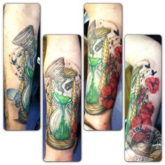 Wizard of Oz Tattoo. It bothers me that the ruby red slippers are no where to be found, but this is incredible!
