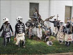 NSide Skull Bone Gang