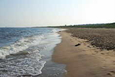 Beachfront access to the Chesapeake Bay from First Landing State Park is just one of the three popular park areas