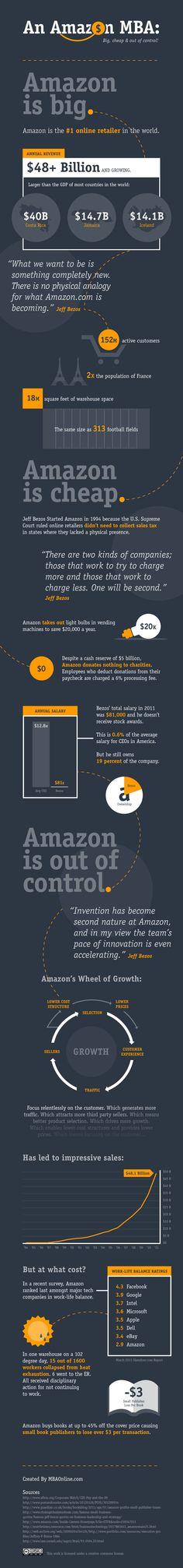 ¿Qué hay detrás de Amazon?