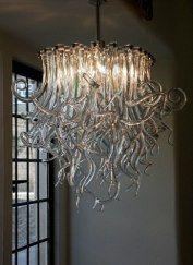 spiral chandelierNeil Wilkin