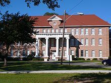 Huff Hall, Pearl River Community College, Poplarville, MS. Basically my second home. Spending my last hours here now, and man, am I going to miss it.