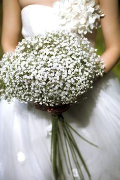 How to Include Baby's Breath Flowers into Your Wedding... NiagaraWeddingHelper.com