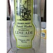 I just looked up Trader Joe's Sparkling Limeade on @Fooducate  Fooducate grades foods based on their nutrients and ingredients.  Give it a try!