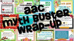 AAC Myth Buster Wrap