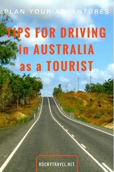 If you plan to go on road trips when travelling around Australia, get familiar with these important things first. Learn about the Australian driving rules before setting off on your adventure for your personal safety and trip enjoyment. #roadtrips #australia via @rockytravel