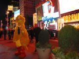 Big Bird Photobomb