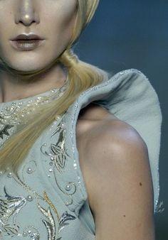 Christian Dior haute couture f/w 2006