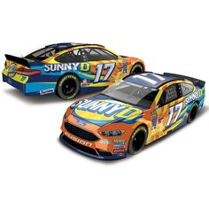 Ricky Stenhouse Jr. Action Racing 2017 #17 Sunny D Regular Paint 1:64 Scale Die-Cast Car - $8.99