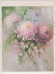Sonie Ames Paintings | SONIE AMES INSTRUCTIONS STUDIES CHINA PAINTING