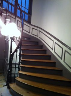 Rénovation cage d'escalier à Paris 75